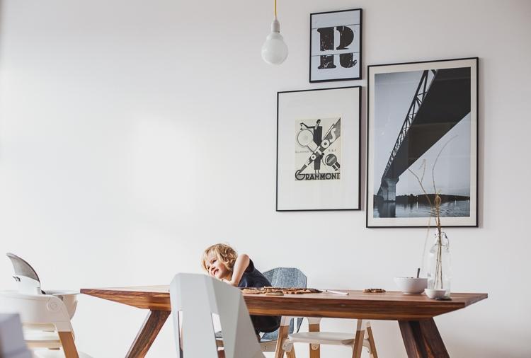 zdjęcie drewnianego stołu Valencia Kare Design