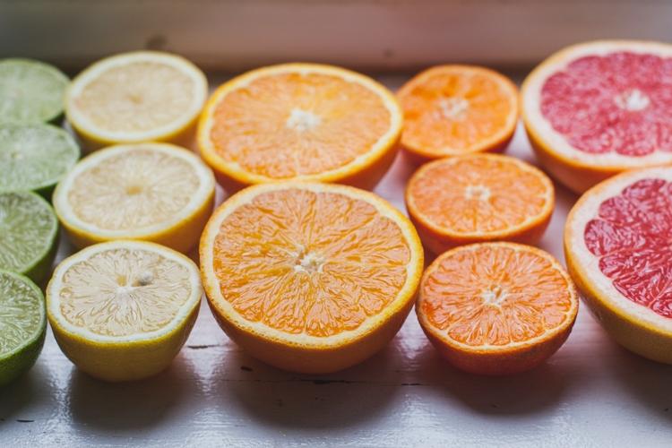 kolorowe owoce cytrusowe nie pomagają uodpornić dziecka zimą