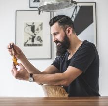 perfumy dla mężczyzny DIY