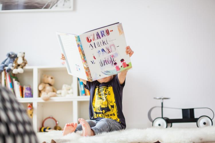 Dobra książka dla dziecka