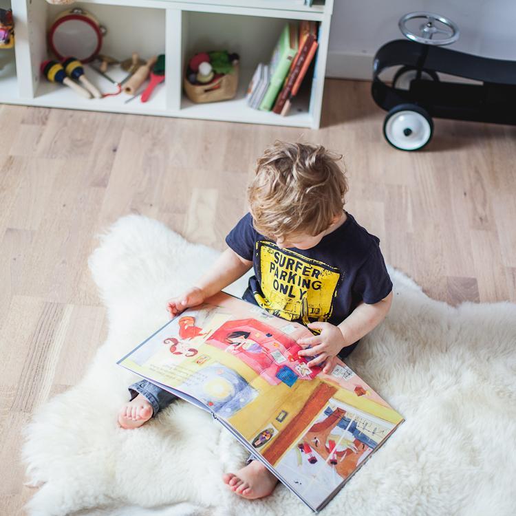 Parostatki i czarodzieje to świetna lektura dla dziecka