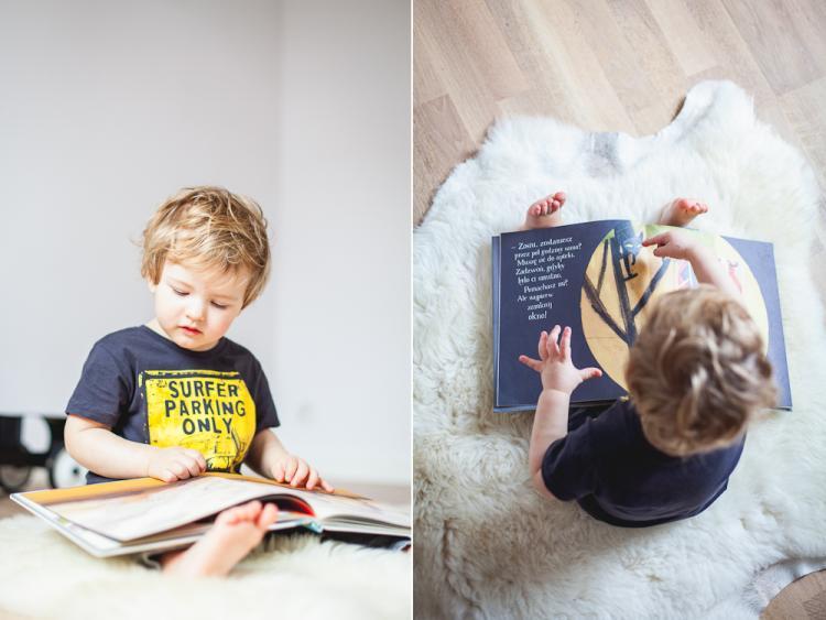 Polecamy lekturę dla dwuletniego dziecka.