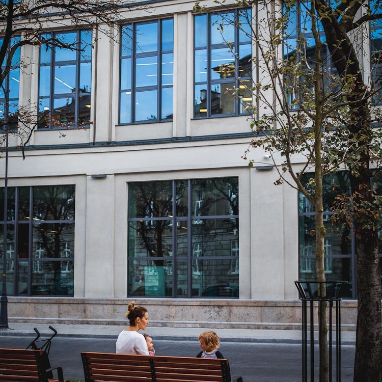 Przebudowana nowa siedziba LPP w dawnej Fabryce Tytoniu przy ul. Łąkowej w Gdańsku