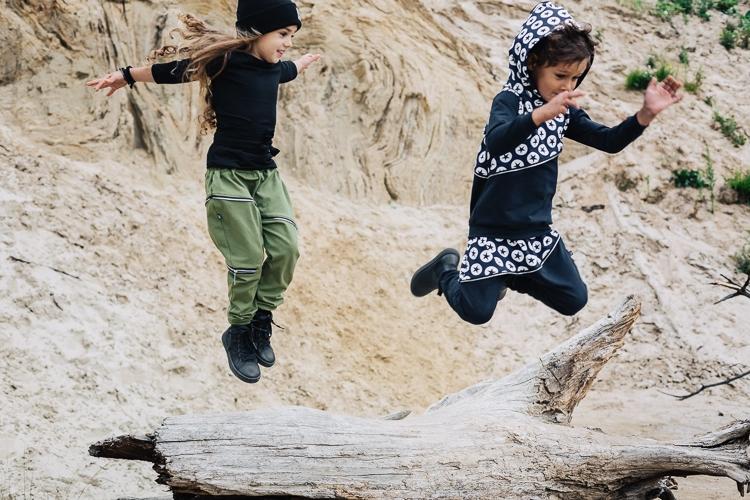 sesja reklamowa mody dziecięcej typu lookbook