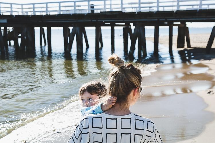 mama i córka w ubraniach Mainio